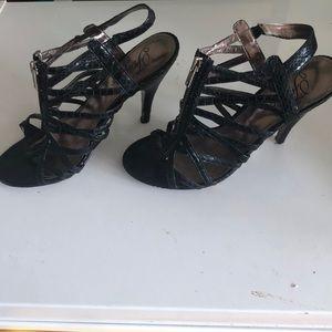 Fergie Gladiator Heels